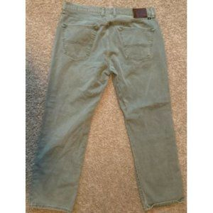 Lucky Brand 221 Original Straight Jeans Men 38x32